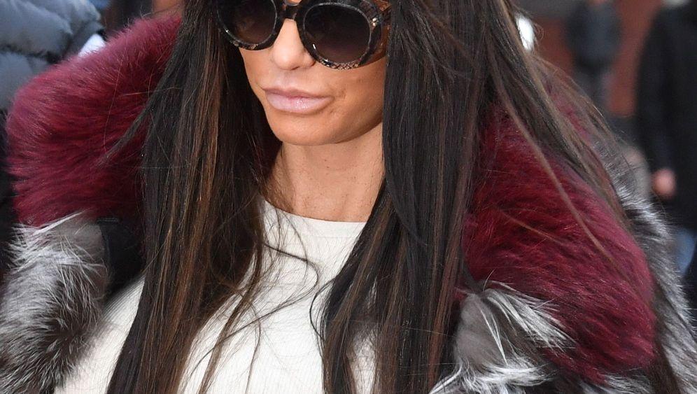 Katie Price: Ex-Model vor Gericht