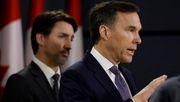 Kanadas Finanzminister wirft überraschend hin