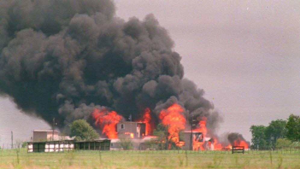 Waco-Drama 1993: Die erzwungene Apokalypse