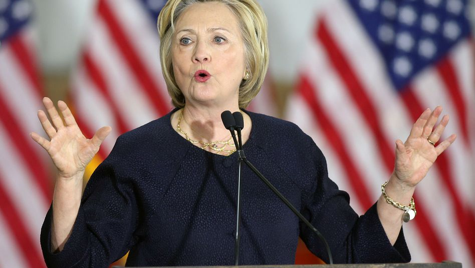 Hillary Clinton (Archivfoto)
