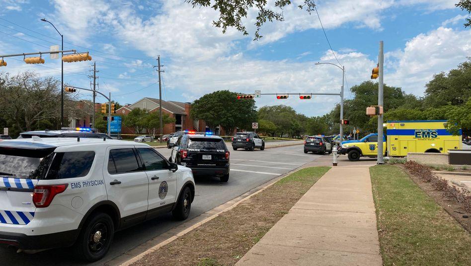 Tatort in Austin, Texas