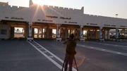 Emirate öffnen Grenze zu Katar