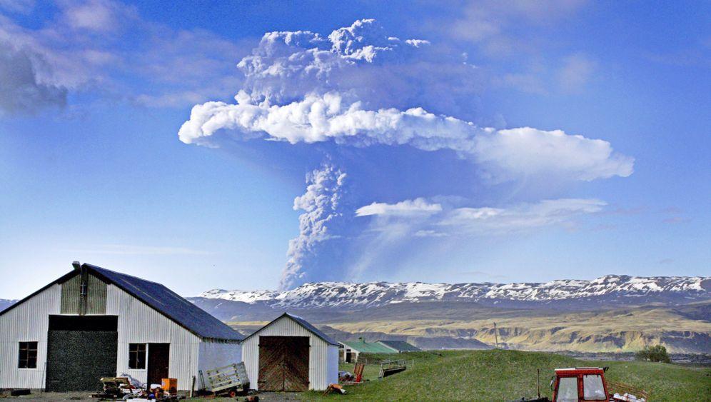 Photo Gallery: Iceland's Grímsvötn Volcano