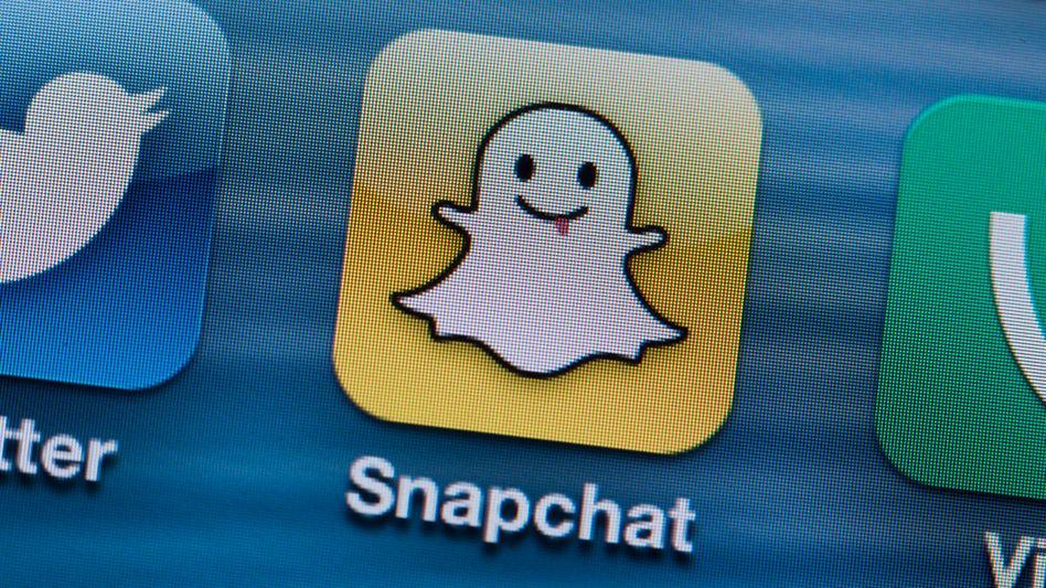 Snapchat-Logo: Beliebte Alternative zu Messengern wie WhatsApp