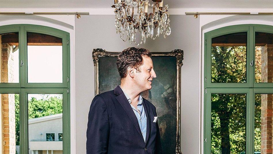 """Familienoberhaupt Prinz von Preußen:""""Ungeheuerlicher Vorwurf"""""""