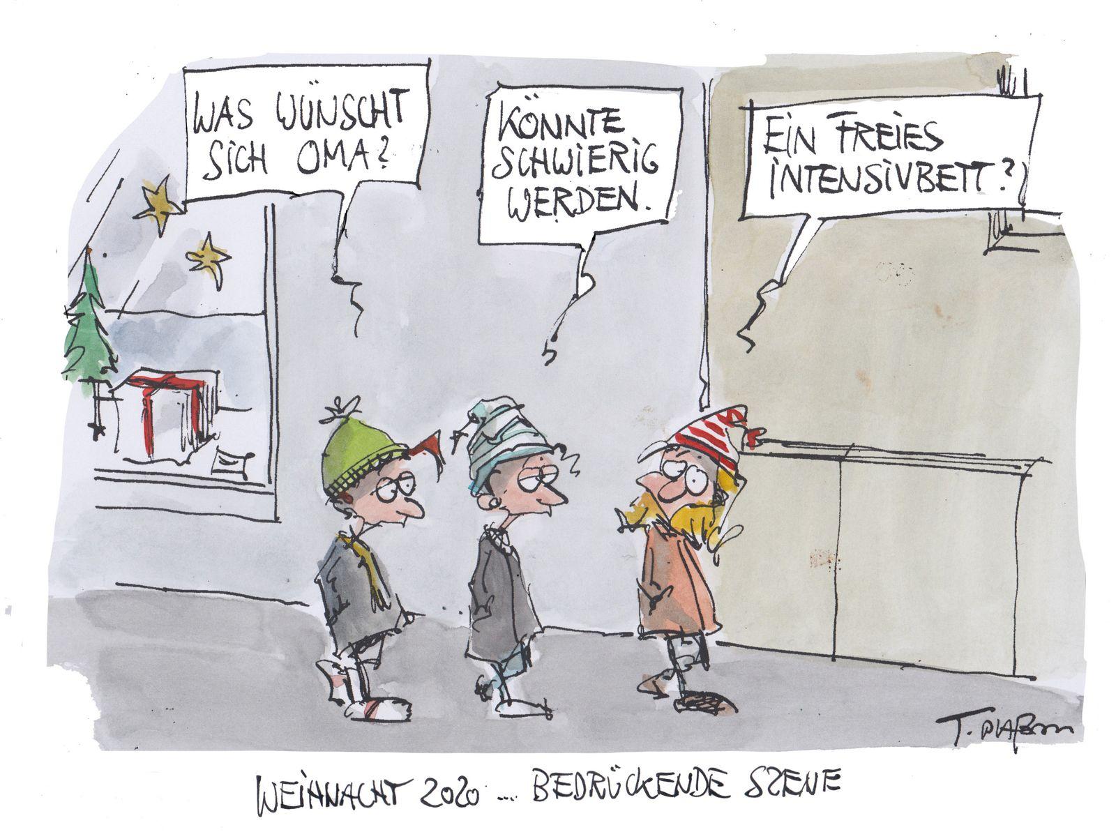 was wuenscht sich Cartoons/ 01.12.20
