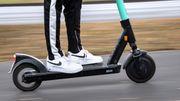 Kassenarzt-Chef fordert Verbot von E-Scootern
