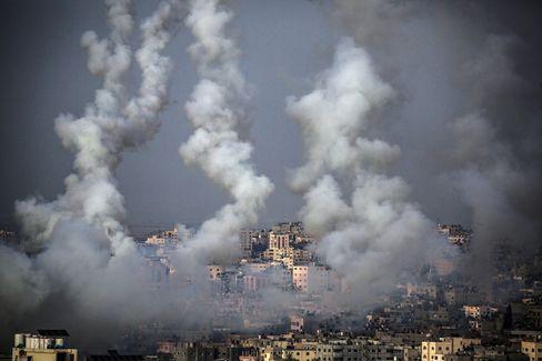 Raketenbeschuss aus Gaza: Seit Tagen eskaliert die Gewalt