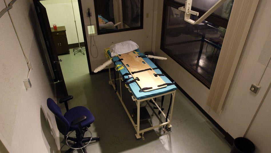 Hinrichtungsraum in Washington (2008)