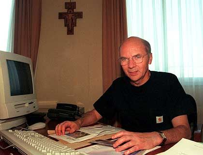 Jacques Gaillot: Der umtriebige Onlinebischof predigt in sieben Sprachen