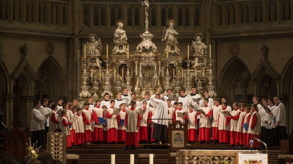 Weltberühmt: Der katholische Knabenchor Regensburger Domspatzen