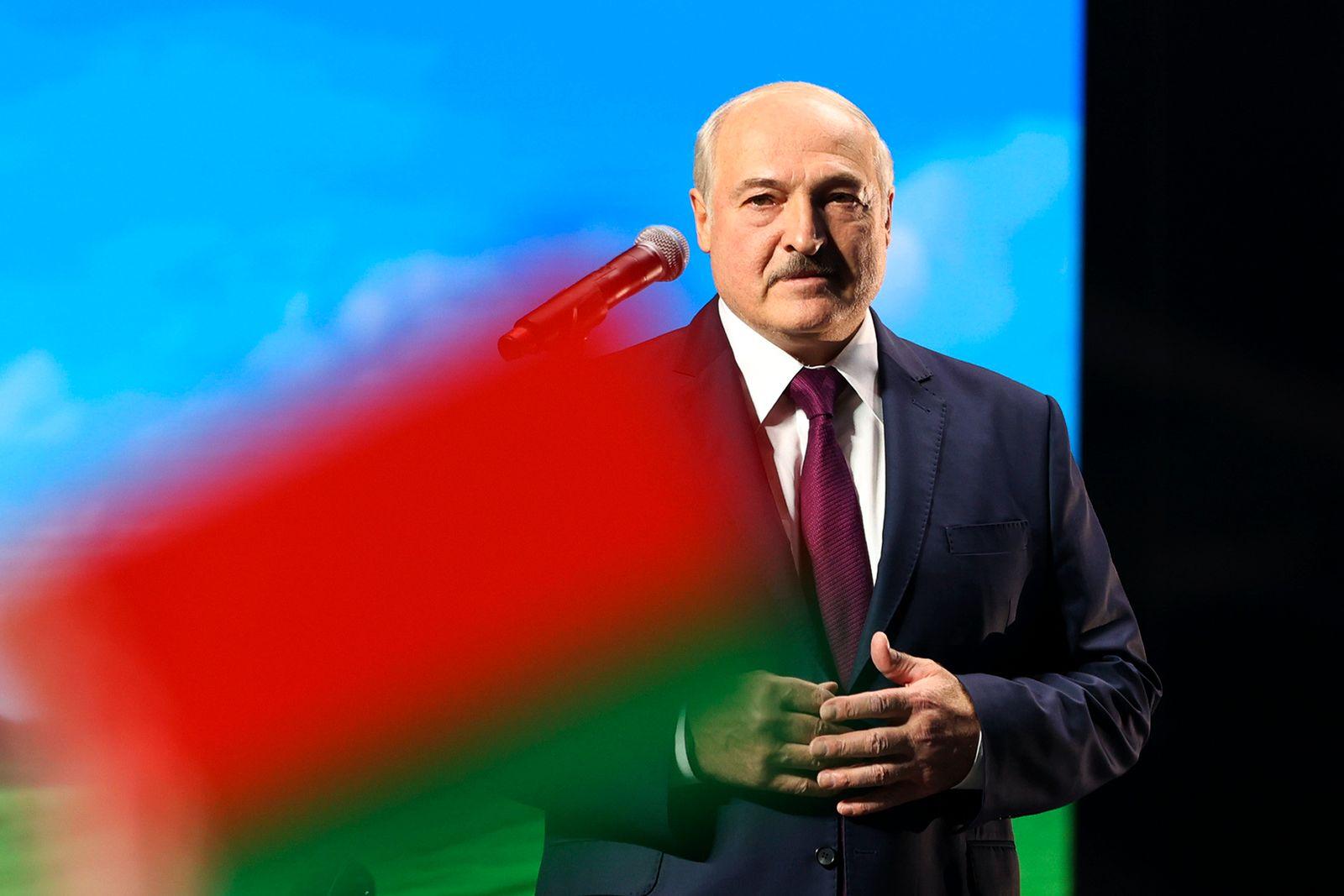 Belarussischer Präsident Lukaschenko