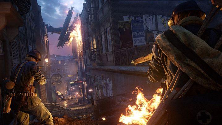 Vor allem Action: Weltkrieg in Videospielen