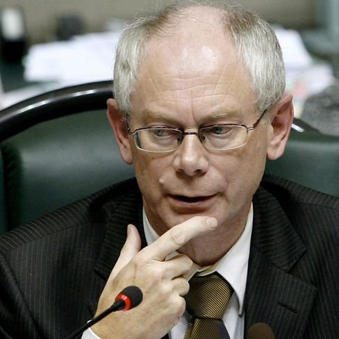 Christdemokrat Van Rompuy: Neuer belgischer Regierungschef