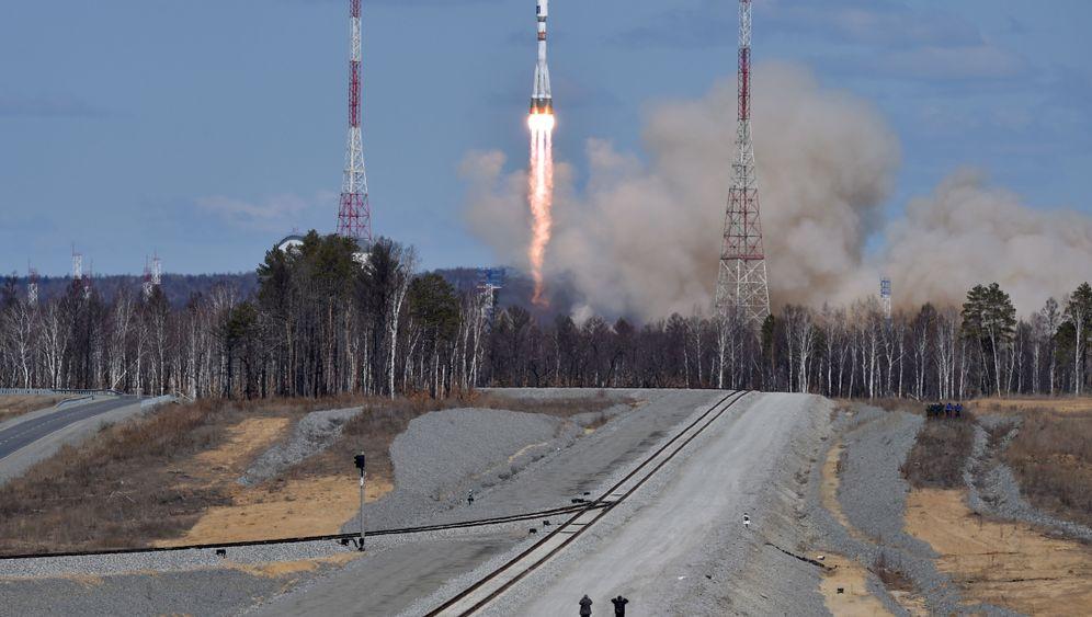 Wostotschnij: Das teure Kosmodrom im Osten Russlands
