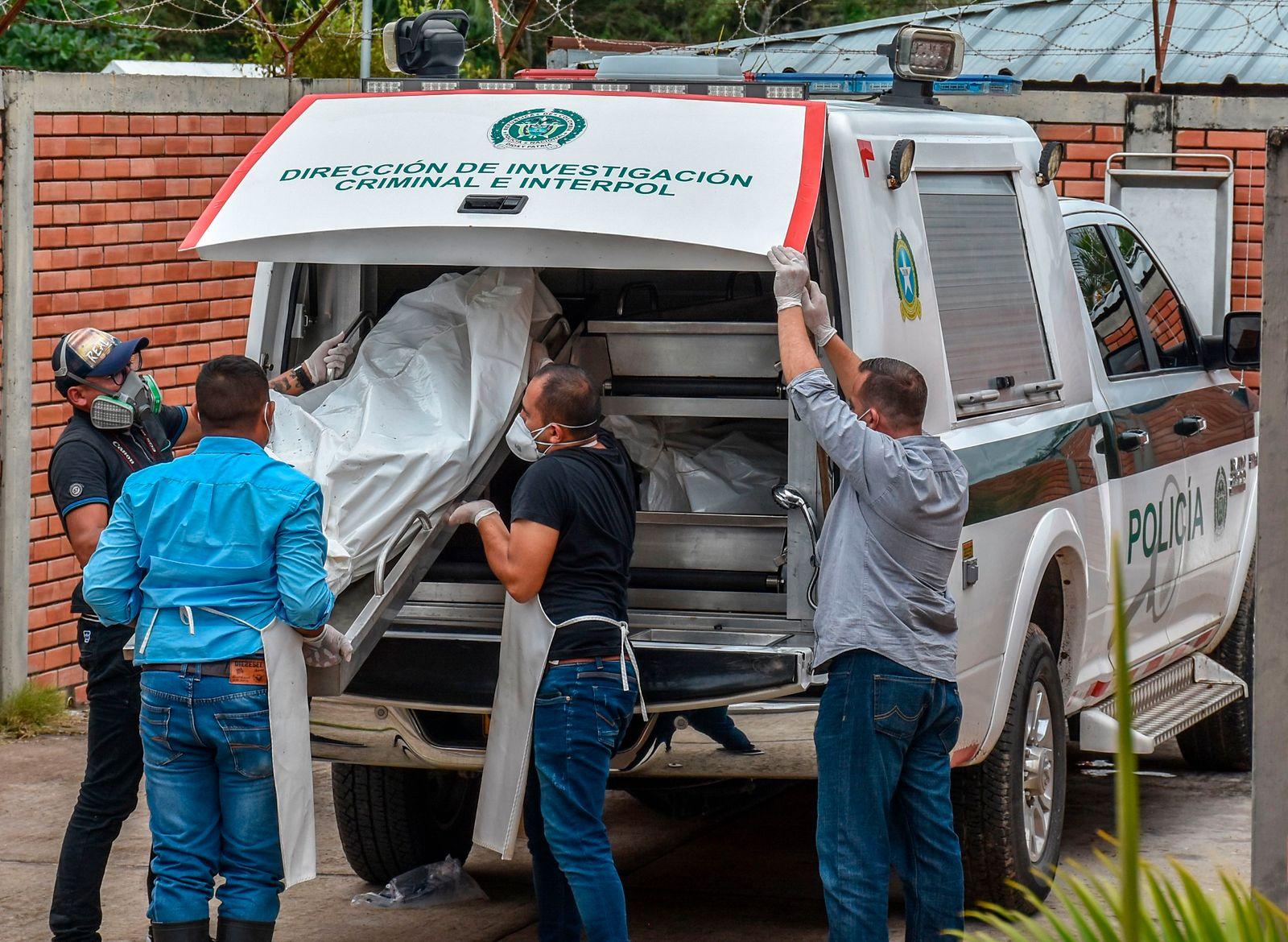 COLOMBIA-CONFLICT-GUERRILLA-CRIME-VIOLENCE