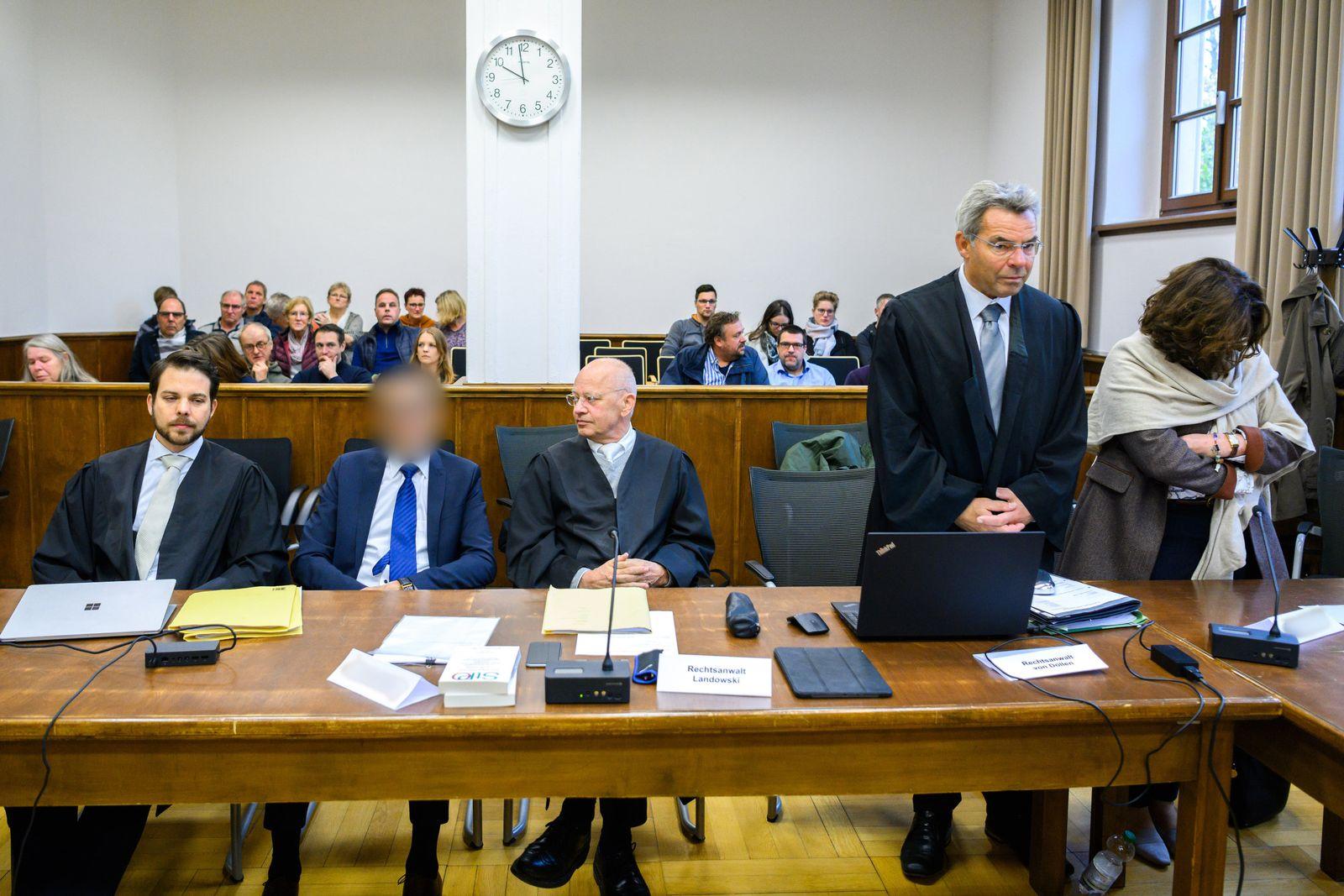 Prozessbeginn gegen Ex-Chefarzt