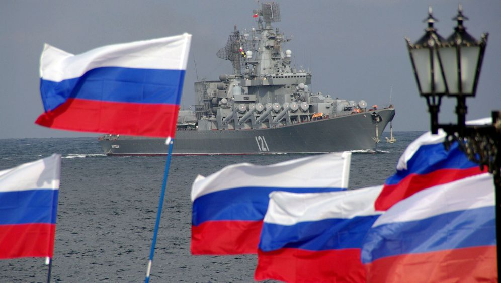 Russland auf der Krim: Heldenstadt Sewastopol