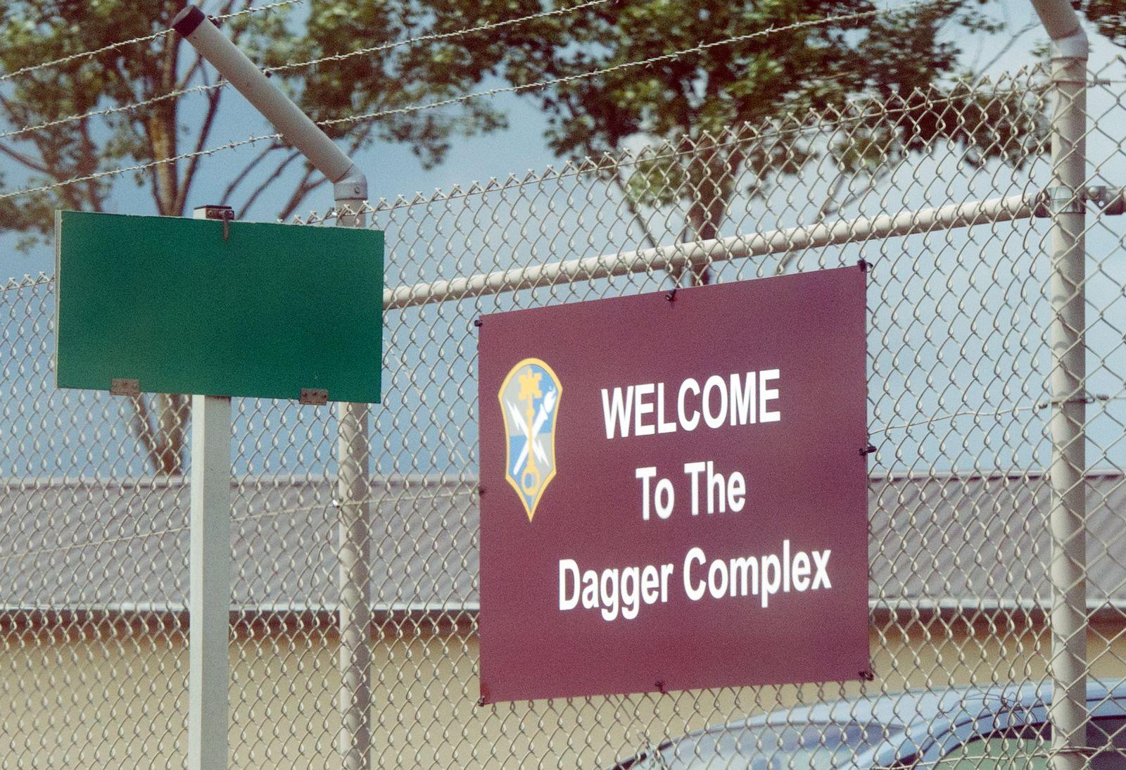 NSA Stuetzpunkten / Dagger Complex / Darmstadt