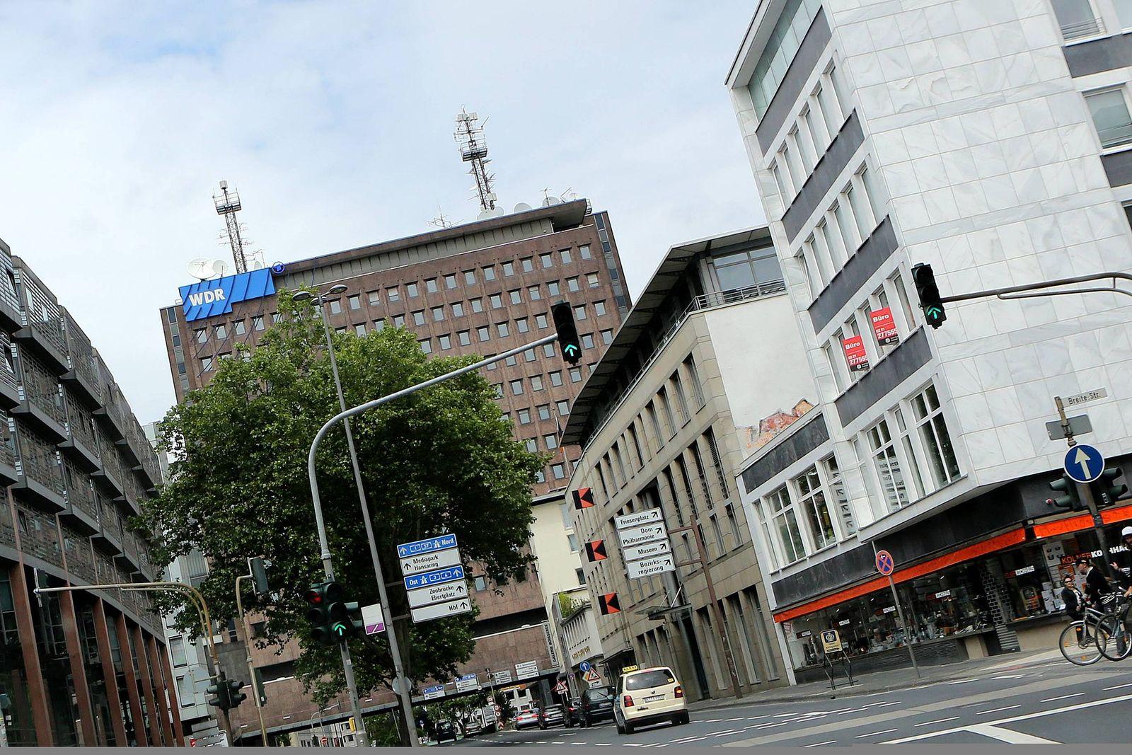 EINMALIGE VERWENDUNG WDR/ Köln