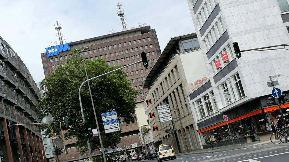 WDR in Köln: Angst vor dem Sendersuchlauf