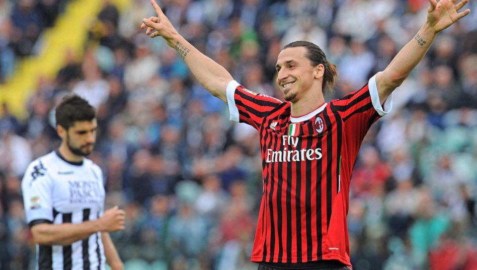 Zlatan Ibrahimovic wechselt nach Mailand