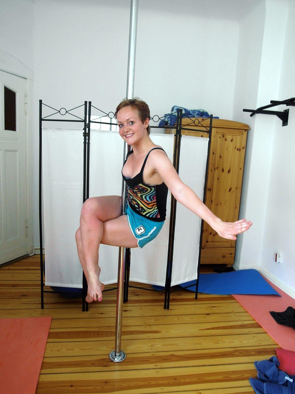 Pole Dance als Hochschulsport