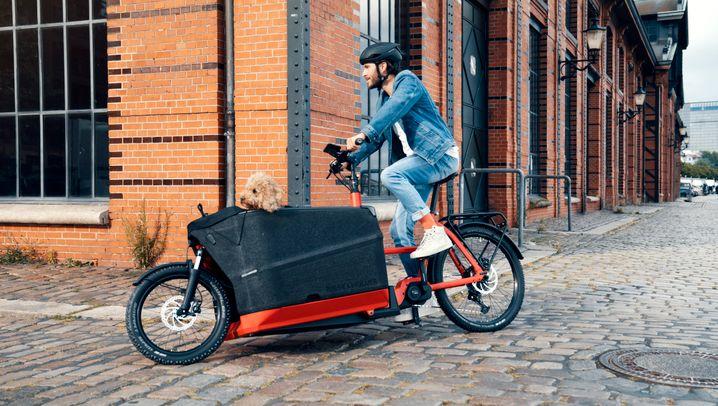 Lastenräder: Neue Modelle im Überblick