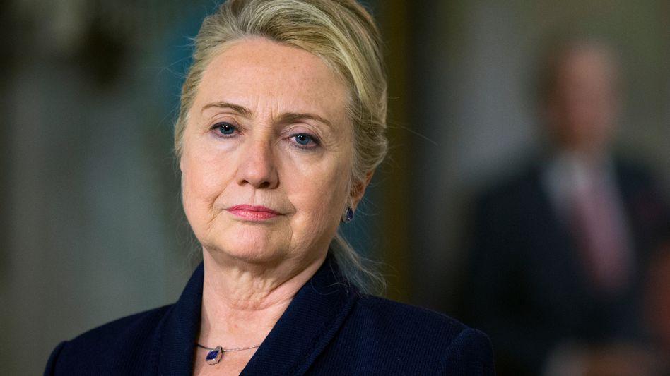 Streit in der US-Regierung: Clinton wollte syrische Rebellen bewaffnen