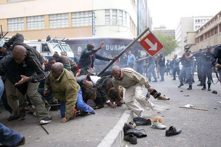 Kriminalität In Südafrika