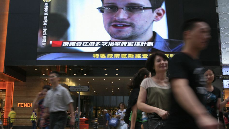 Edward Snowden is currently in Moscow on his way to Cuba and, perhaps, Ecuador.