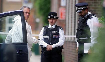 Polizeiermittlungen in London: Höchste Alarmbereitschaft