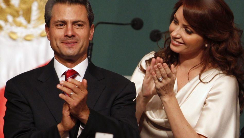 Mexikos künftiger Präsident Peña Nieto: Señor Seifenoper