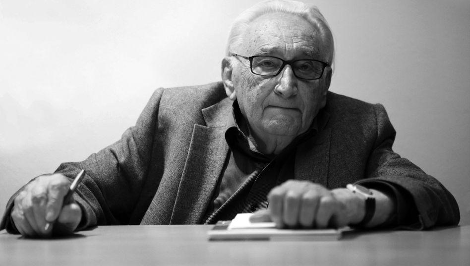 Egon Bahr: Der SPD-Politiker war ein enger Vertrauter Willy Brandts