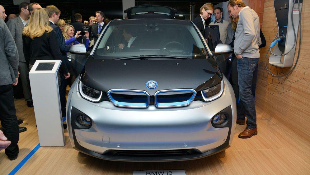 BMW i3: So sieht das E-Mobil von BMW aus