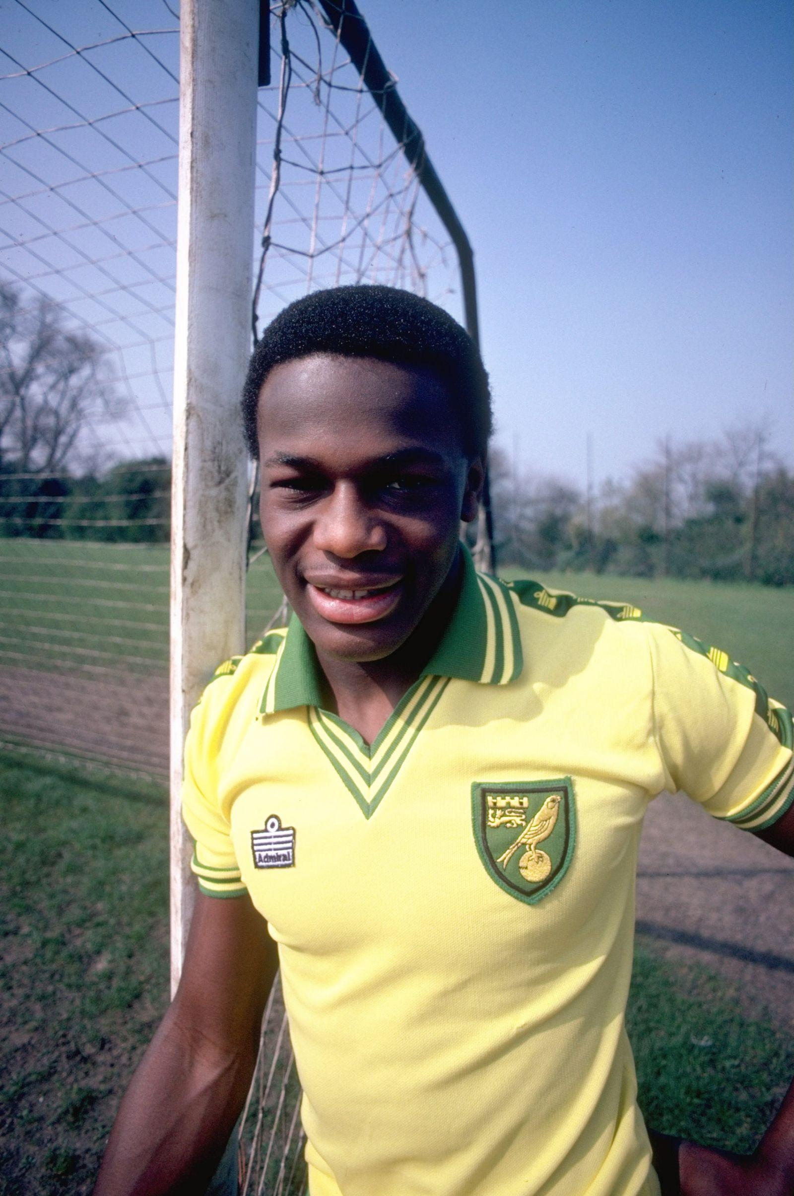 Justin Fashanu / Norwich City