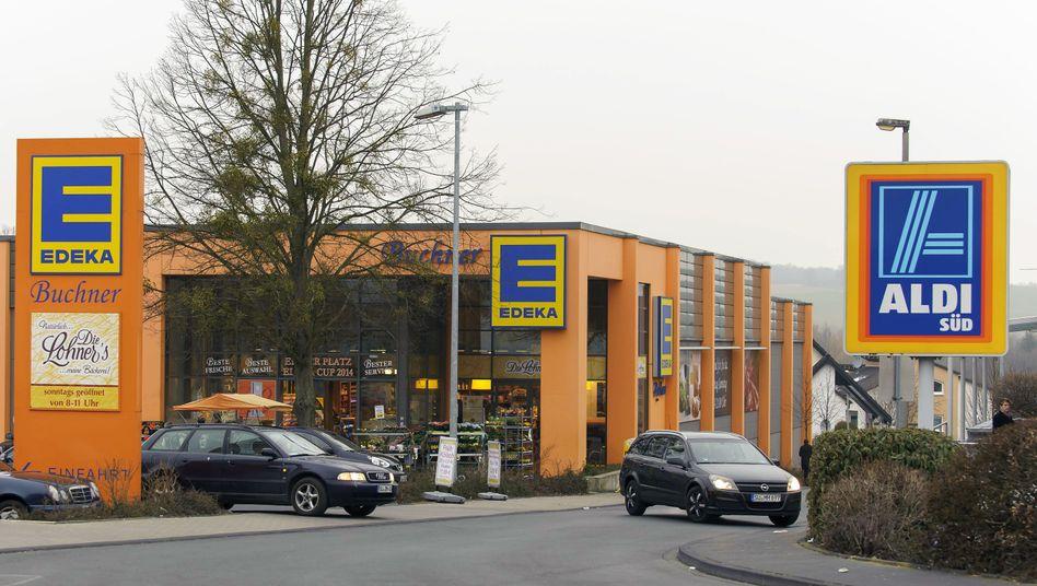 Aldi- und Edeka-Filialen in Bonn: Billig ist nicht immer gefragter