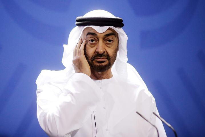 Kronprinz Mohammed bin Zayed: Inszenierung als moderate Stimme der arabischen Welt