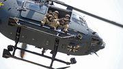 Die riskante Helikoptermission des KSK