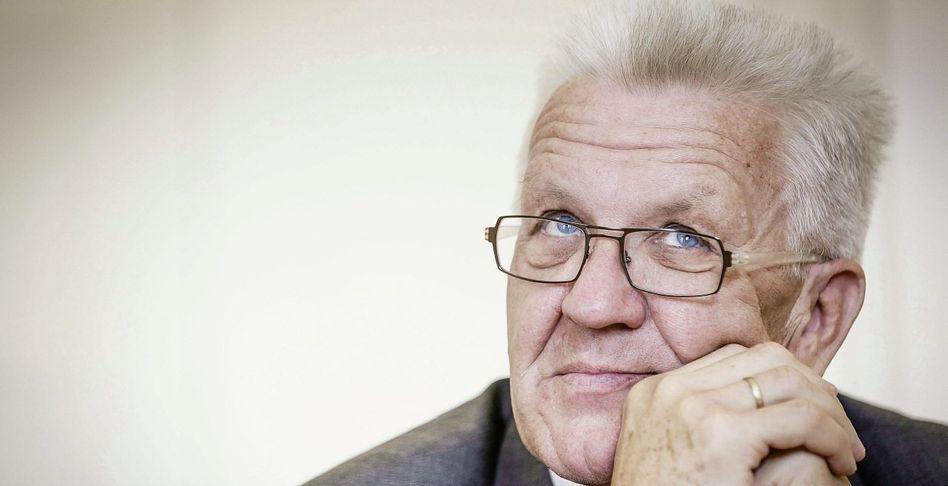 Landeschef Kretschmann