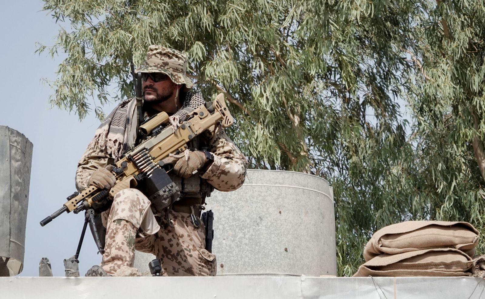 Irak/ Camp Taji