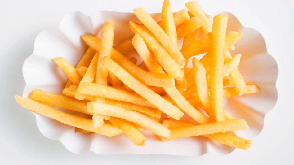 Pommes: Beim Frittieren weniger Fett aufnehmen