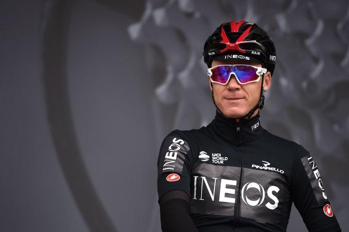 Chris Froome hoffte auf seinen fünften Tour-Titel