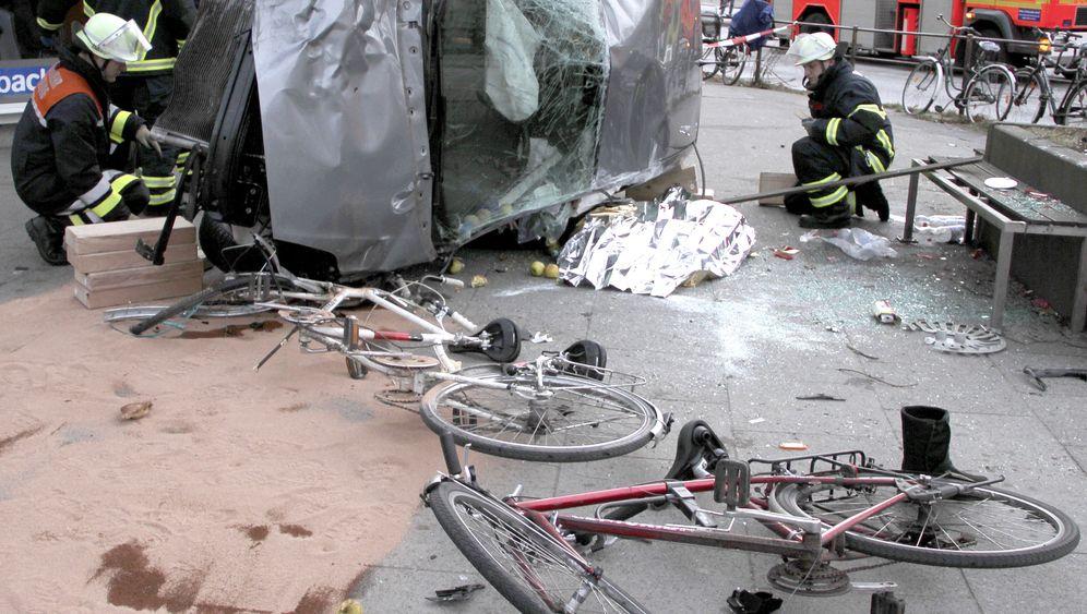 Unfälle: Rekonstruktion einer Todesfahrt