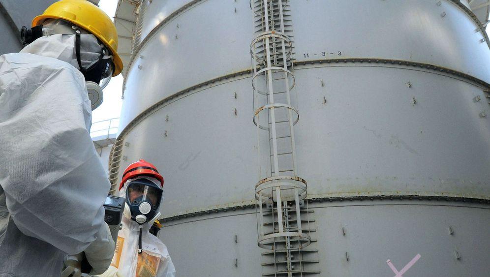 AKW Fukushima: Dampf am Pannenmeiler