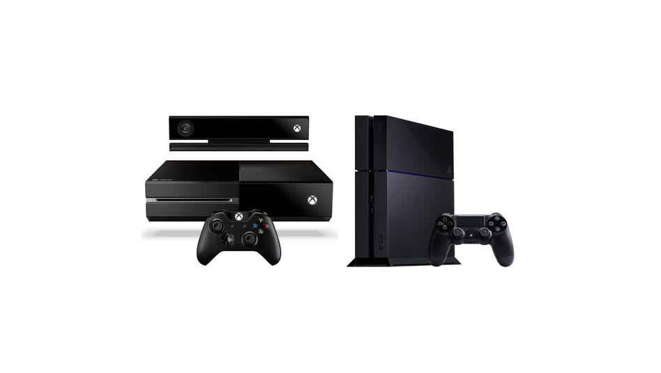 Xbox One (l.), Playstation 4 (r.): Welche Konsole gewinnt im Vergleich?