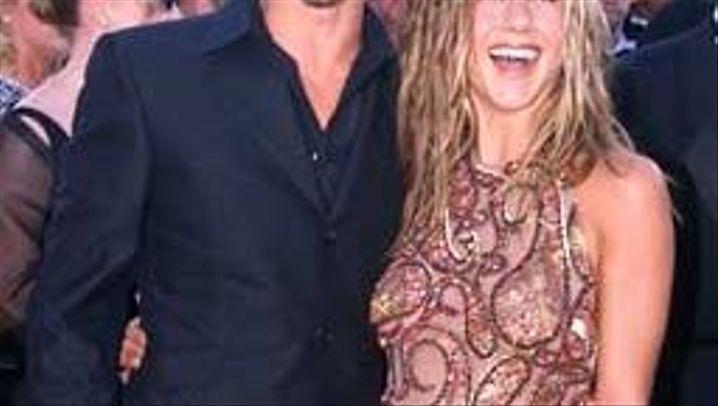 Pitt und Aniston: Szenen einer Ehe