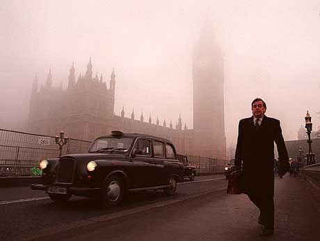 Taxi in London: Kompliziertes Straßennetz trainiert die grauen Zellen