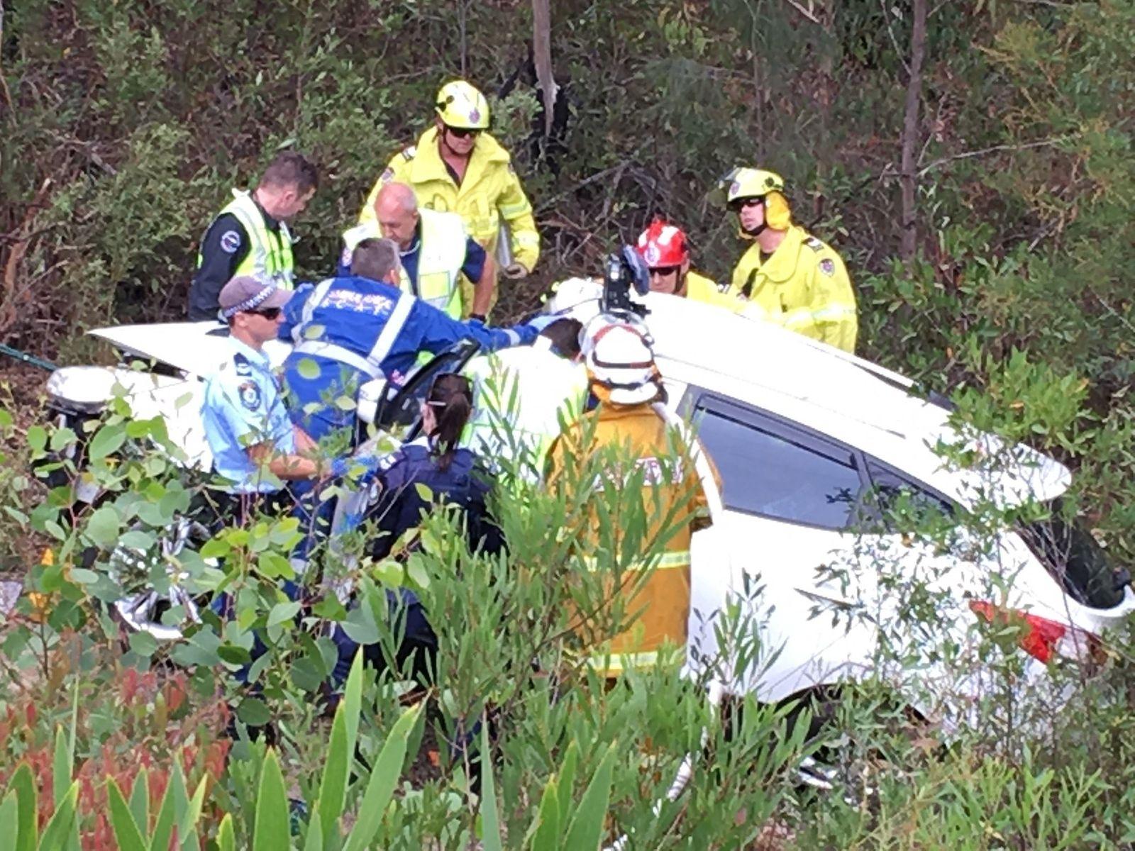 Australia Helicopter Rescue