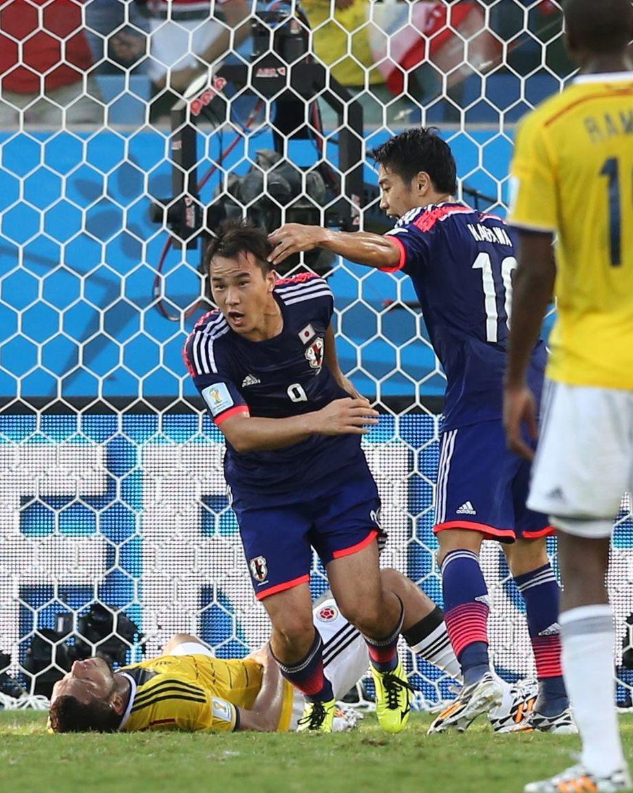 Wm Japan Kolumbien